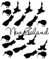 New Zealand  card sheet 100 x 120sold 3's